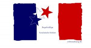 Regelmäßige französische Verben