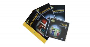 Verlosung Krimis für Kids - gesponsort von - Langenscheidt