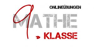 Mathe – 9. Klasse - Onlineübungen