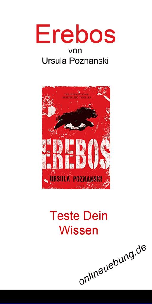 Deutsch - Erebos - Ursula Poznanski