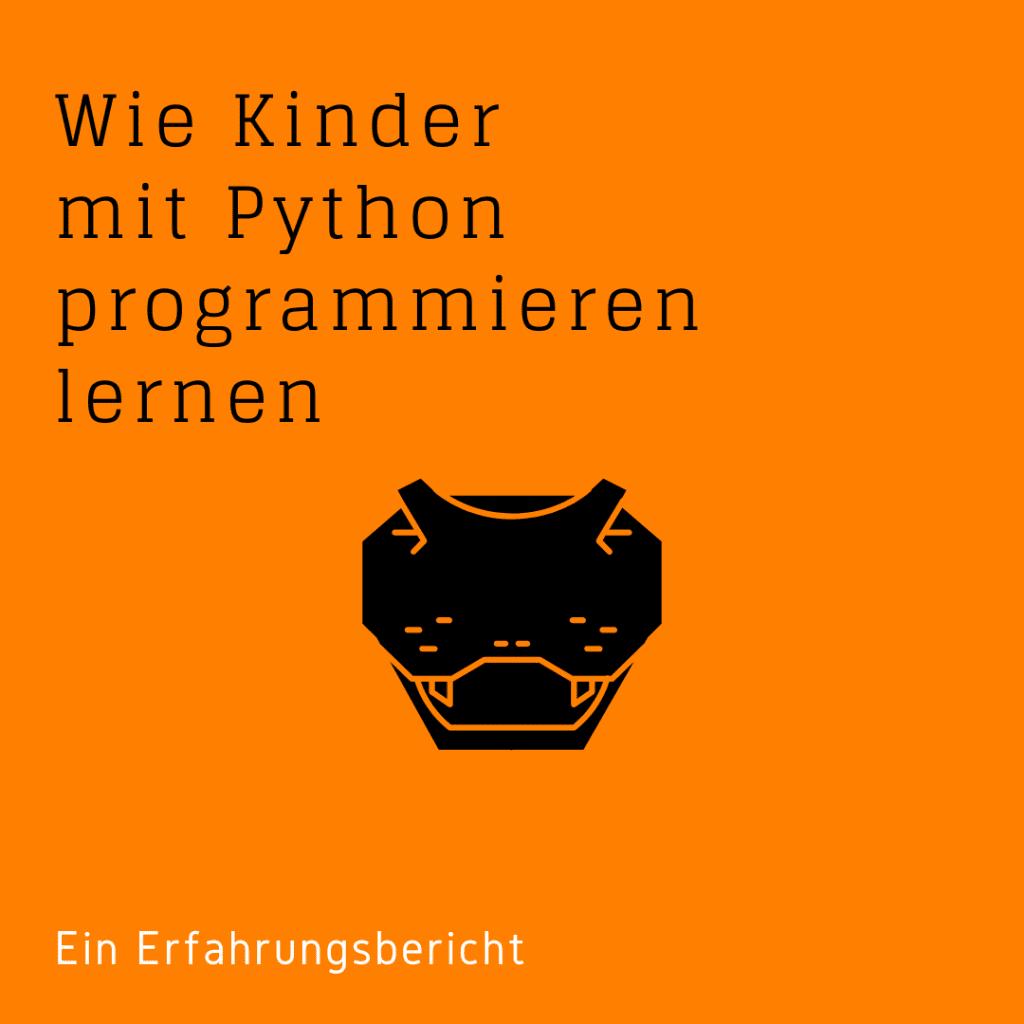 Python im Ferienkurs