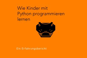 Python im Ferienkurs lernen