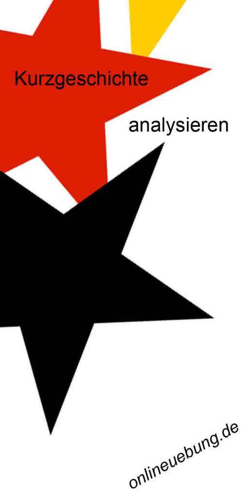 Deutsch - Kurzgeschichte analysieren