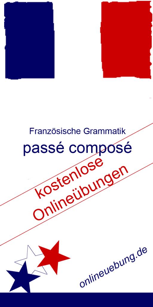 Passé composé - Übungen für Schüler