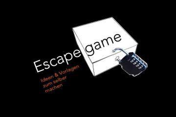Escape room und Escape game selber machen