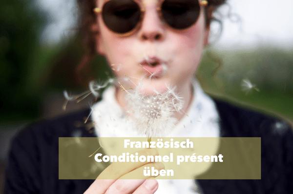 Conditionnel présent üben (Photo by Neil Bates on Unsplash)