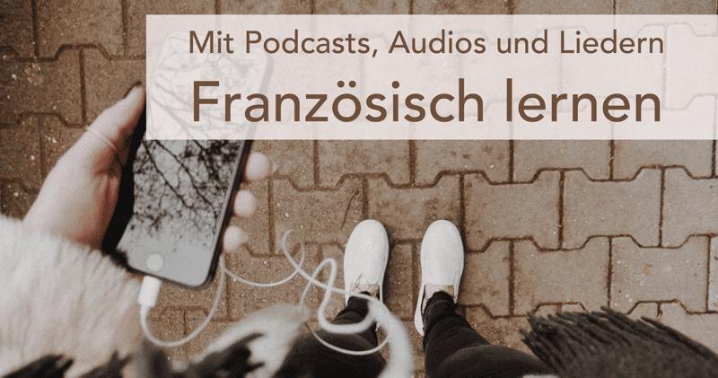 Französische Podcasts Audios und Lieder