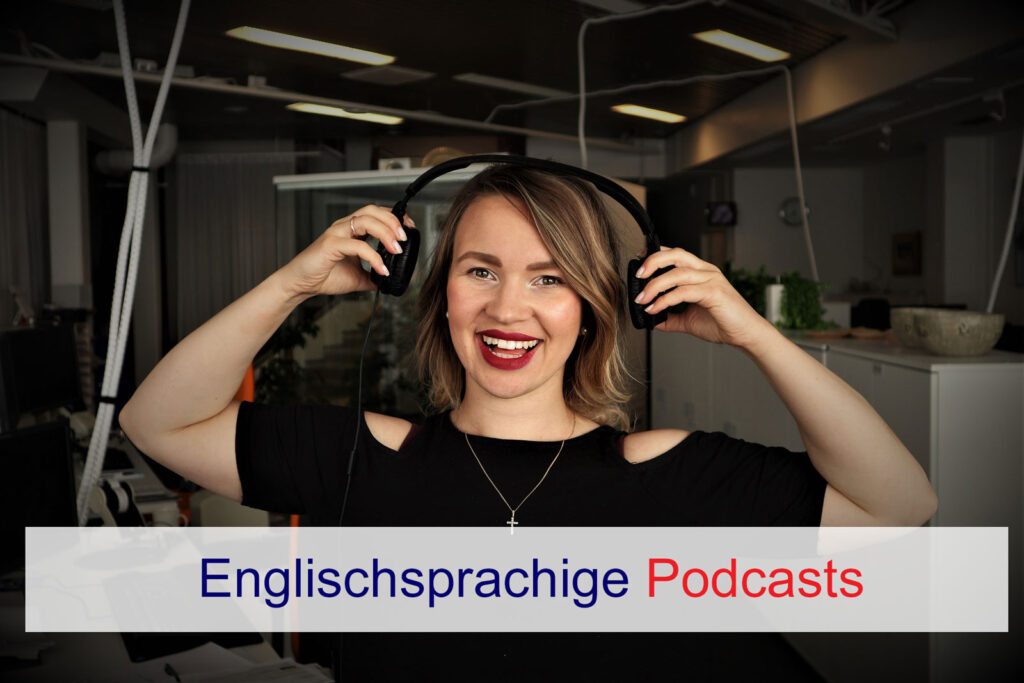 Englischsprachige Podcasts
